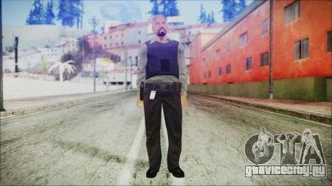 GTA 5 Ammu-Nation Seller 3 для GTA San Andreas второй скриншот