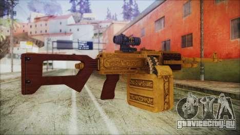 GTA 5 MG from Lowrider DLC для GTA San Andreas второй скриншот