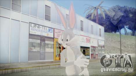 Bugs Bunny для GTA San Andreas