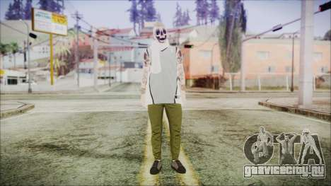 GTA Online Skin 2 для GTA San Andreas второй скриншот