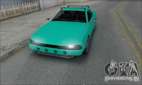 Elegy Min.Korch для GTA San Andreas
