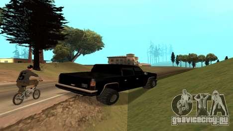FBIranch By MarKruT для GTA San Andreas вид справа