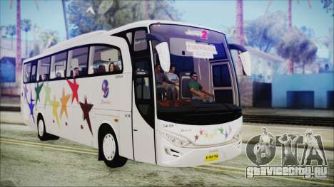 Starbus 34XM для GTA San Andreas