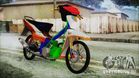 Supra X для GTA San Andreas