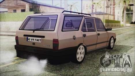 Tofas Kartal SLX 1998 Modified для GTA San Andreas вид слева