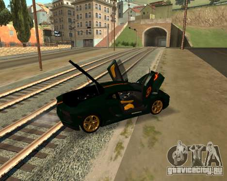 Car Accessories Script v1.1 для GTA San Andreas пятый скриншот
