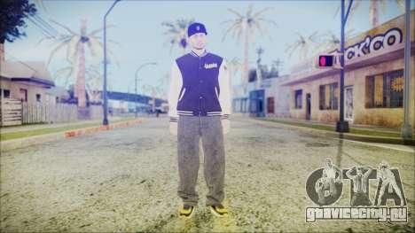 GTA Online Skin 57 для GTA San Andreas второй скриншот