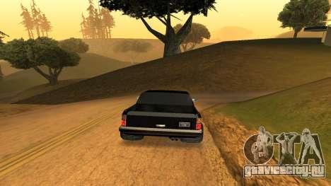 FBIranch By MarKruT для GTA San Andreas вид сзади слева