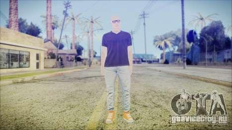 GTA Online Skin 55 для GTA San Andreas второй скриншот