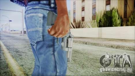 Snub Nose для GTA San Andreas третий скриншот