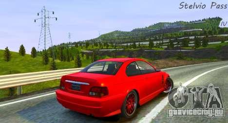 Стельвио Пасс Трек для GTA 4 второй скриншот
