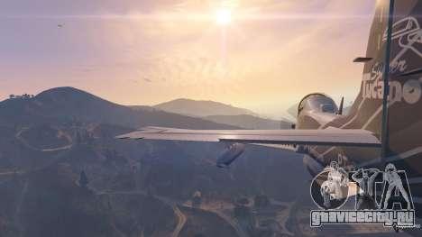 Embraer A-29B Super Tucano House для GTA 5 десятый скриншот