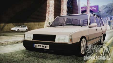Tofas Kartal SLX 1998 Modified для GTA San Andreas