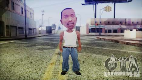 Mini CJ для GTA San Andreas второй скриншот