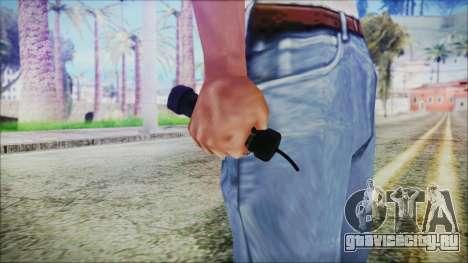 Pipe Bomb Reborn для GTA San Andreas