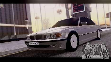 BMW 7-er E38 для GTA San Andreas