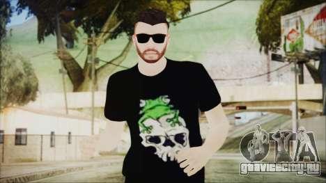 GTA Online Skin 24 для GTA San Andreas