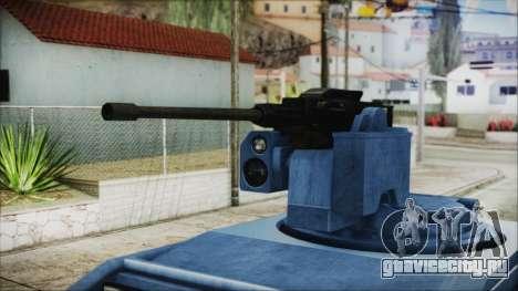 GTA 5 HVY Insurgent Pick-Up IVF для GTA San Andreas вид справа