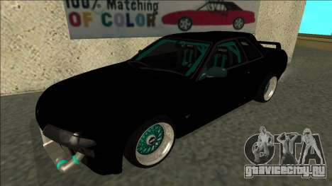 Nissan Skyline R32 Drift для GTA San Andreas