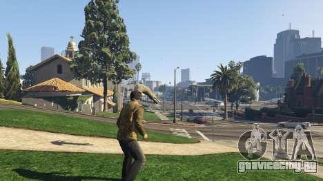 The Force Unleashed для GTA 5 восьмой скриншот