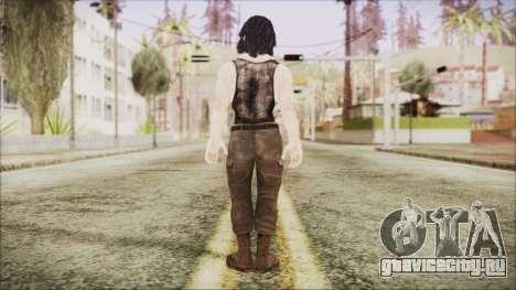 Rambo Shirt для GTA San Andreas третий скриншот