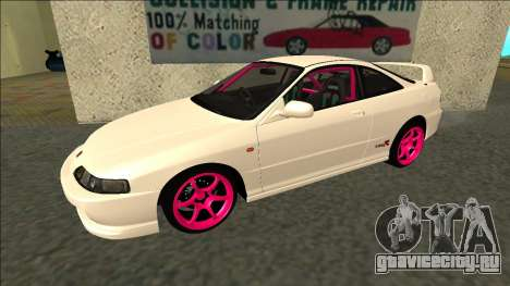 Honda Integra Drift для GTA San Andreas