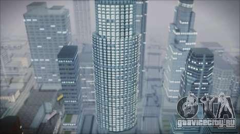 Project IWNL - Building 01 для GTA San Andreas