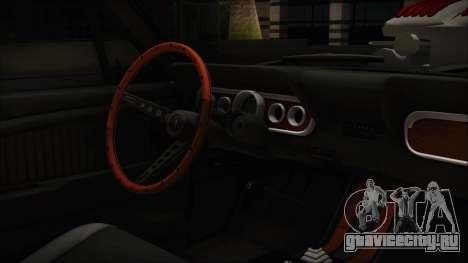Ford Mustang Fastback 1966 Chrome Edition для GTA San Andreas вид справа
