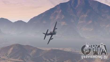 Embraer A-29B Super Tucano House для GTA 5 восьмой скриншот
