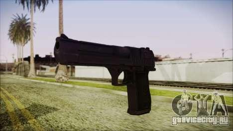 PayDay 2 Deagle для GTA San Andreas второй скриншот