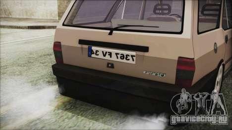 Tofas Kartal SLX 1998 Modified для GTA San Andreas вид справа