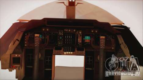 Boeing 747-237Bs Air India Chandragupta для GTA San Andreas вид справа