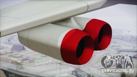 GTA 5 Cargo Plane для GTA San Andreas вид справа