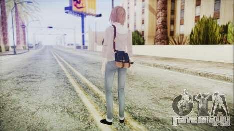 Life is Strange Episode 1 Max для GTA San Andreas третий скриншот