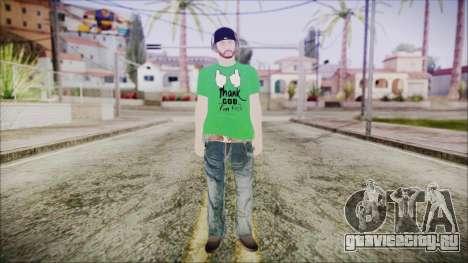 GTA Online Skin 16 для GTA San Andreas второй скриншот