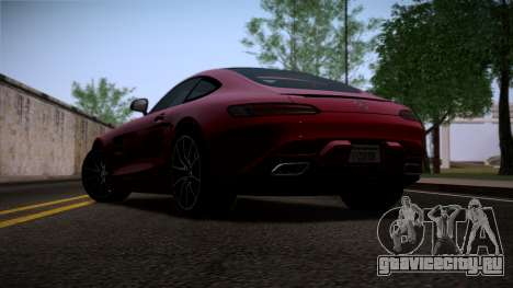 ENB by OvertakingMe (UIF) v2 для GTA San Andreas четвёртый скриншот