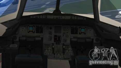 Airbus A320-200 TAM Airlines Oneworld для GTA San Andreas вид справа