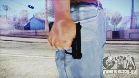 GTA 5 SNS Pistol v3 - Misterix Weapons для GTA San Andreas третий скриншот