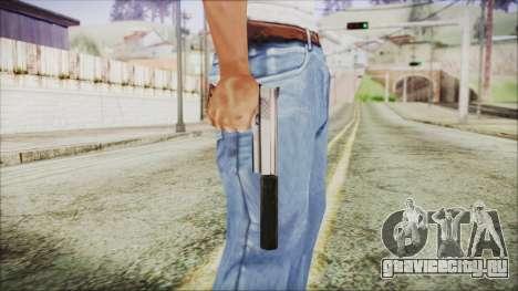 Wildey Magnum для GTA San Andreas третий скриншот