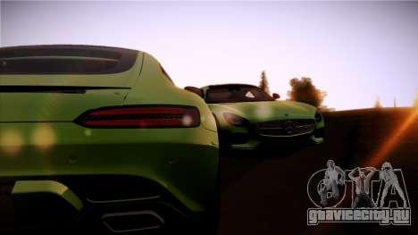 ENB by OvertakingMe (UIF) v2 для GTA San Andreas второй скриншот