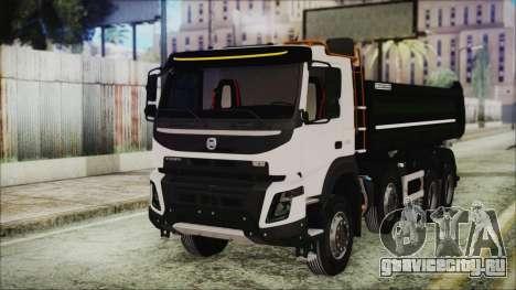 Volvo FMX Euro 6 Snow для GTA San Andreas