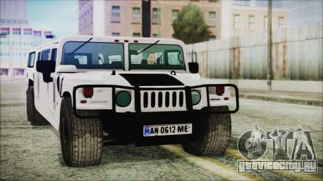 Hummer H1 Limo 6x6 для GTA San Andreas