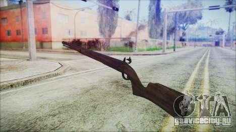 GTA 5 Musket - Misterix 4 Weapons для GTA San Andreas второй скриншот