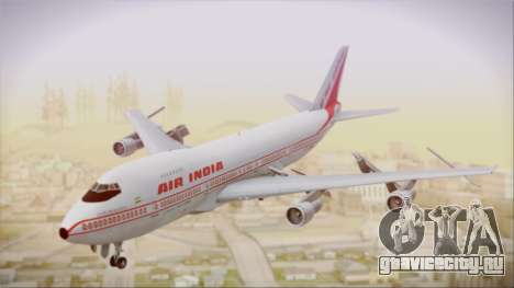 Boeing 747-237Bs Air India Samudragupta для GTA San Andreas