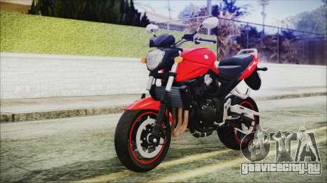 Suzuki Bandit 1250N для GTA San Andreas
