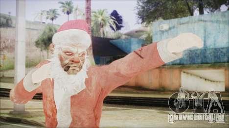 GTA 5 Santa Sucio для GTA San Andreas