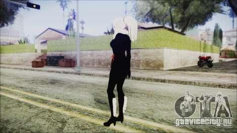 Diegos Cat для GTA San Andreas третий скриншот