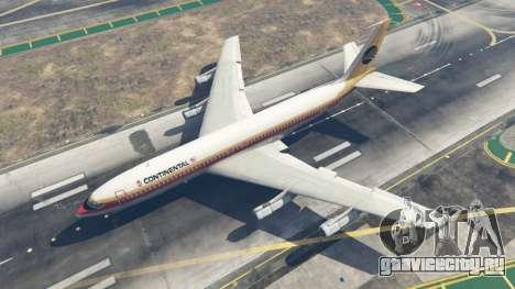 Boeing 707-300 для GTA 5 четвертый скриншот