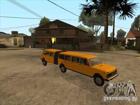 ВАЗ 2131 Гипер для GTA San Andreas вид слева