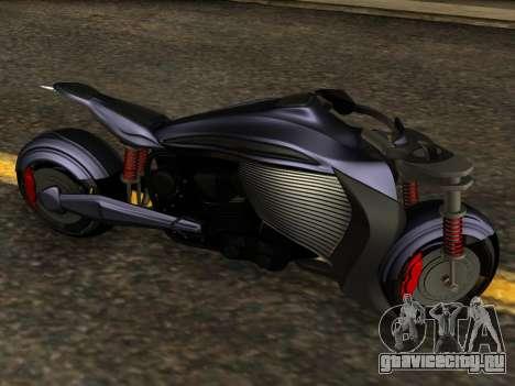 Krol Taurus concept HD ADOM v2.0 для GTA San Andreas вид слева